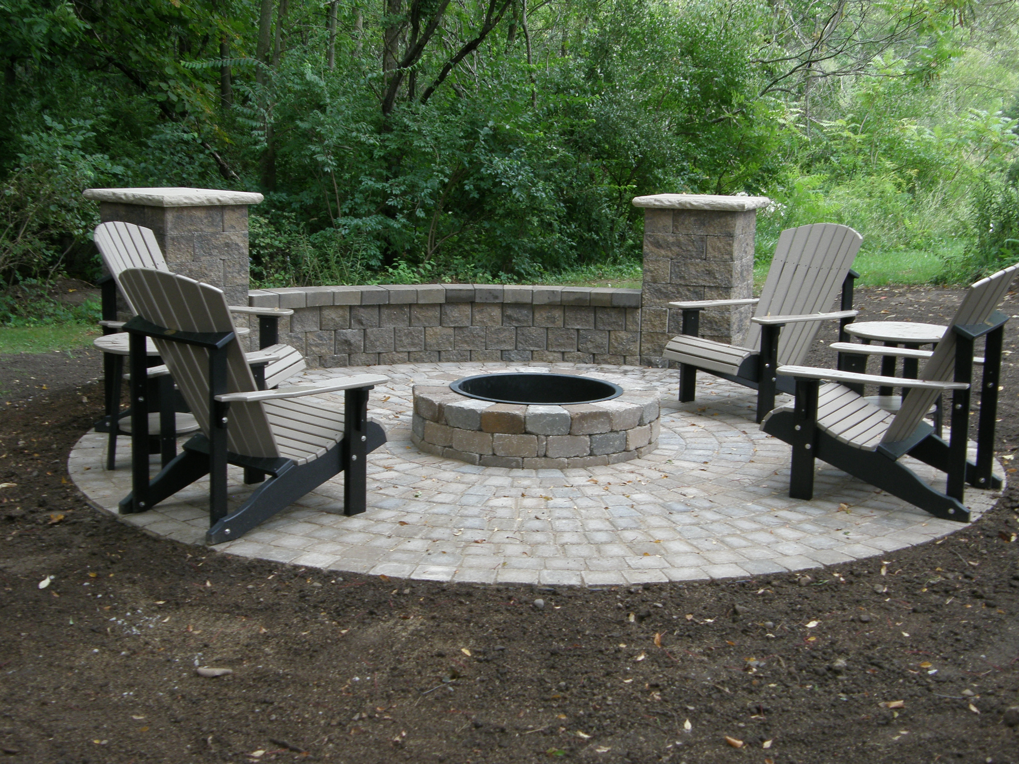 Fire Pits Bradford S Outdoor Creations
